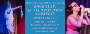 Plan 9 Boob Tube 08042017